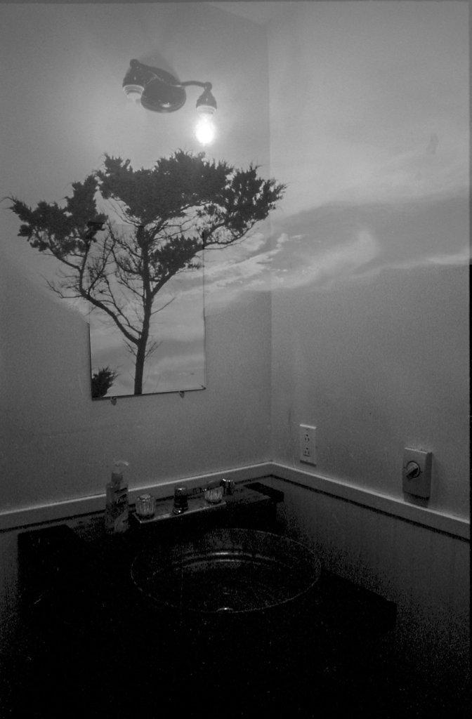 Washroom Sunset