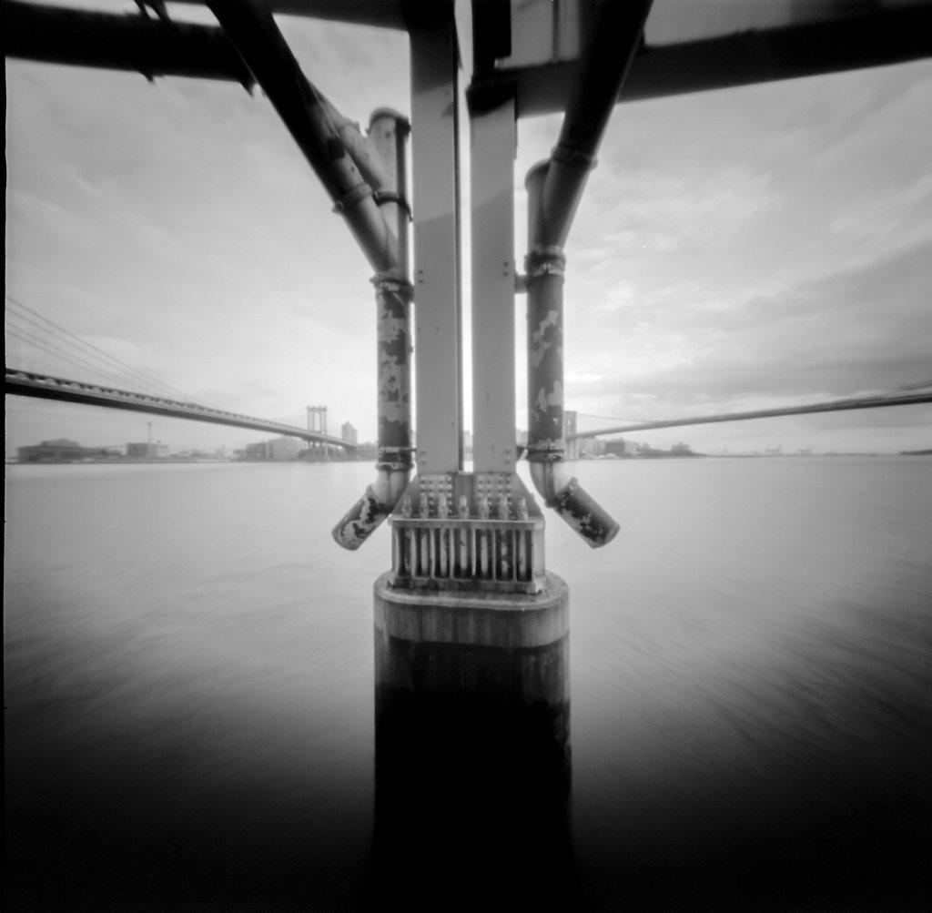 Manhattan-Brooklyn Bridges
