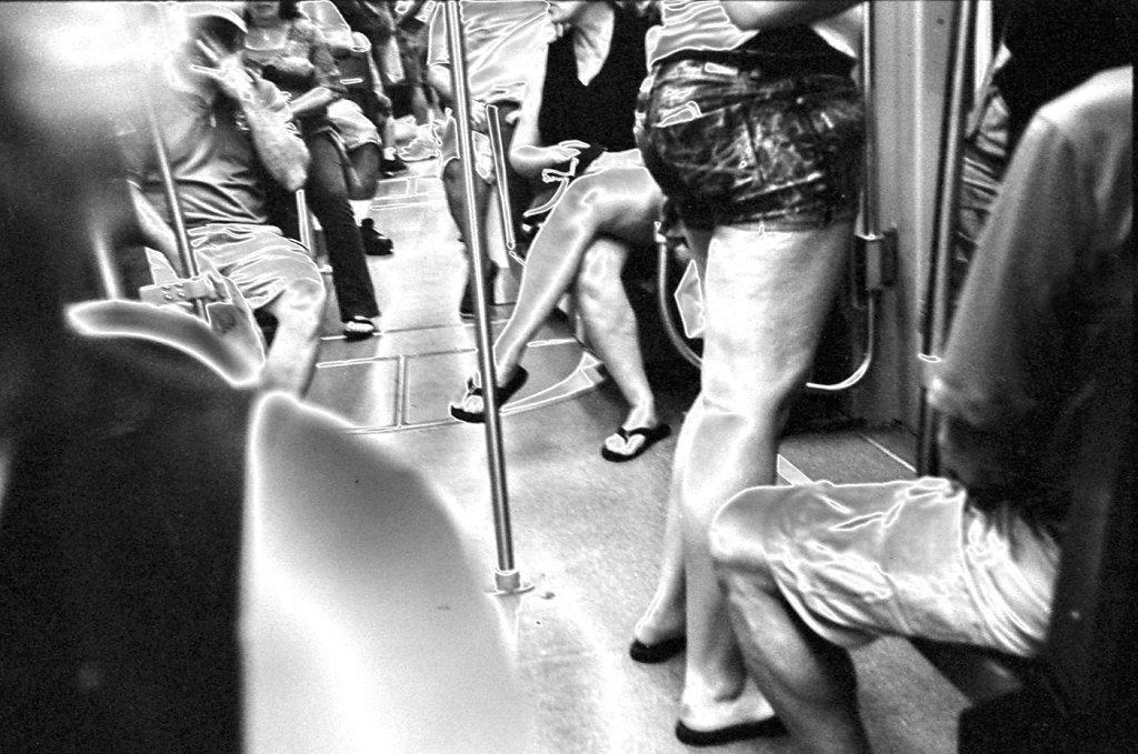 Train Legs