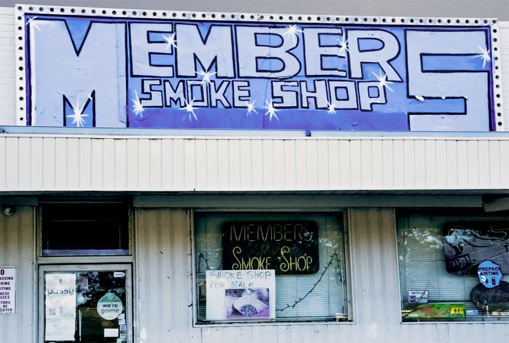 Members Smoke Shop