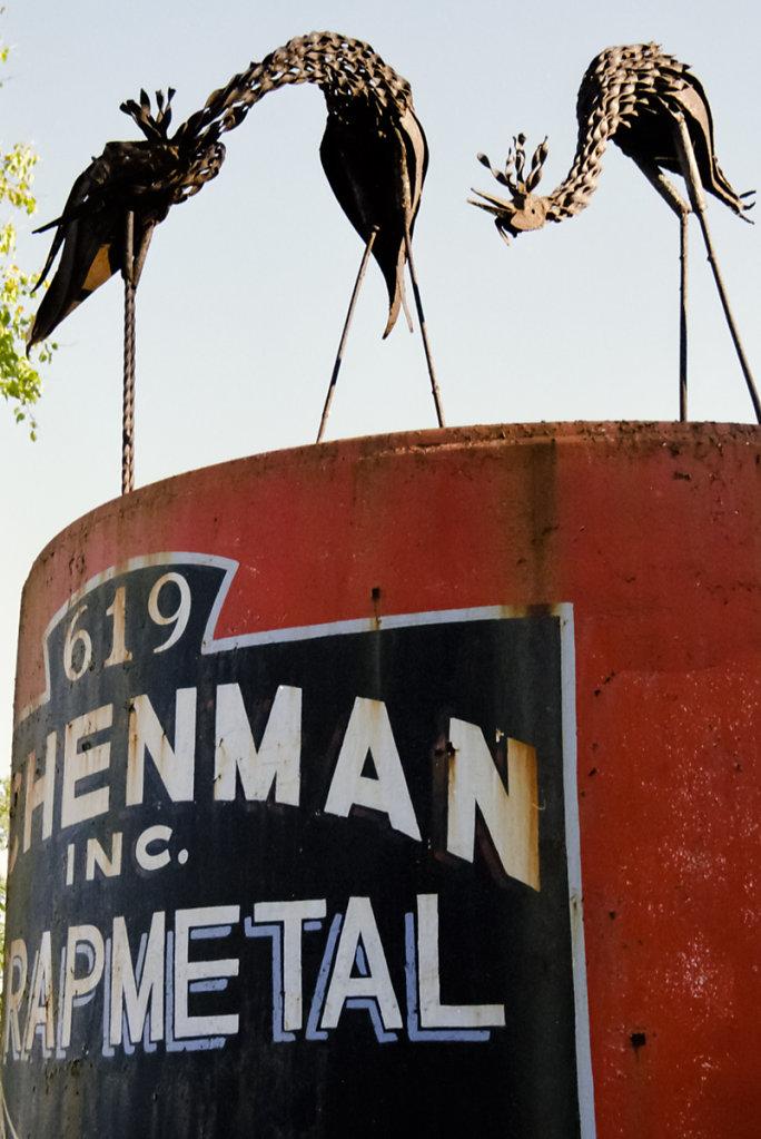 L Chenman Scrapmetal