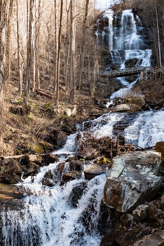 Amicalola Falls, GA