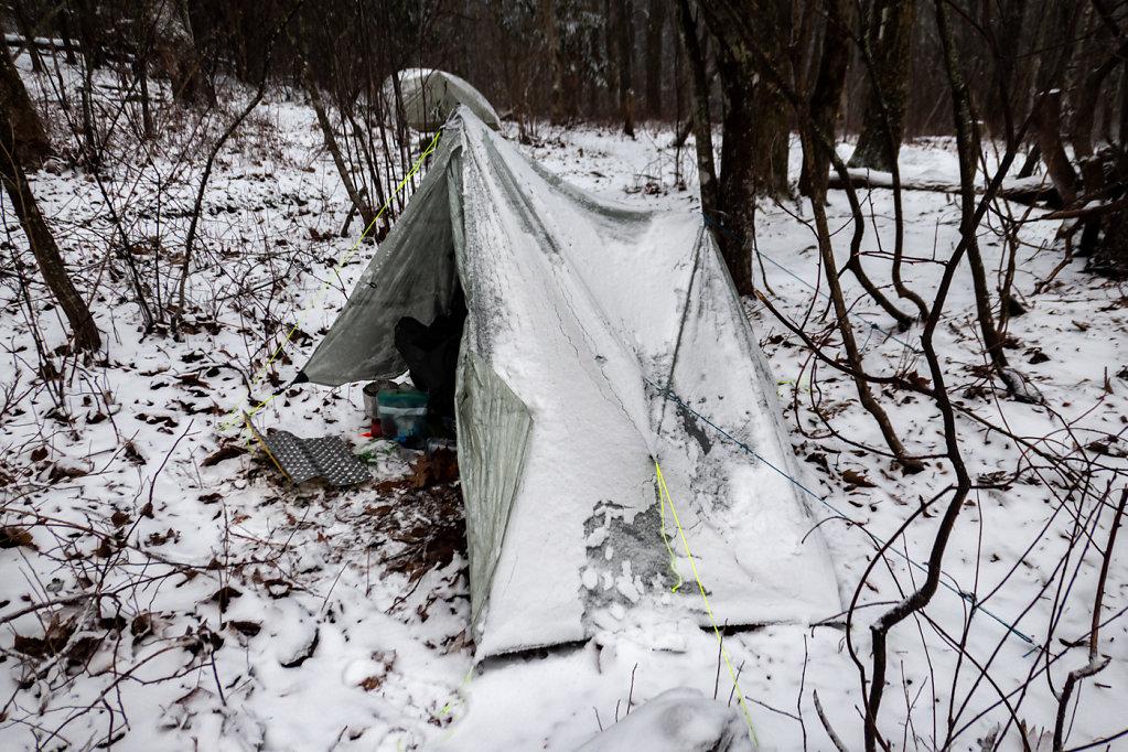 Snow Storm, NC