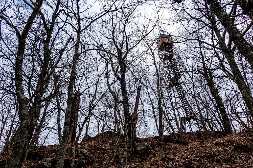 Shuckstack, Smokey Mountains, NC