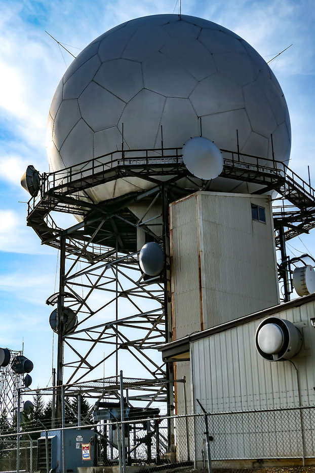 Air Traffic Control Radar, VA