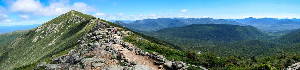 Thru-hike, Wide View